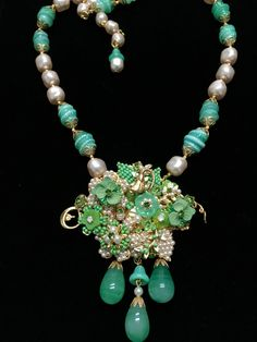 STanley Hagler N.Y.C. Great Friends, Timeless Design, Turquoise Necklace, That Look, Artisan, Jewelry Design, Bling, Stuff To Buy, Color