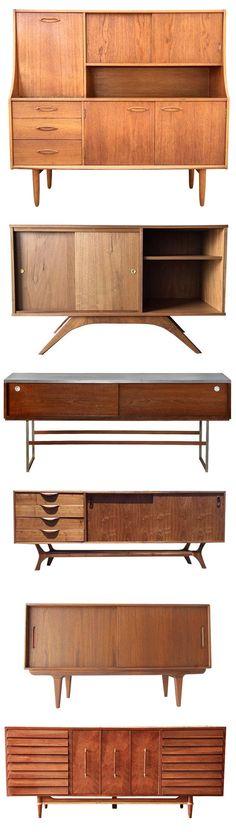 Vintage Furniture Livingroom Credenzas Ideas For 2019