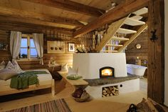 Interiors of my beautiful chalet