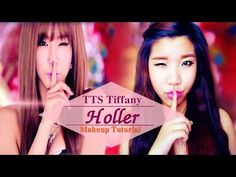 TaeTiSeo 태티서 Tiffany HOLLER Inspired Makeup Tutorial - YouTube