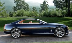 Cadillac #Elmiraj concept - ferocious engine at 500hp from a twin-turbocharged V-8