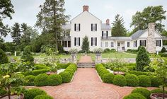 Historic Cottage Home Tour, 13 Baths Made for Lounging and More!