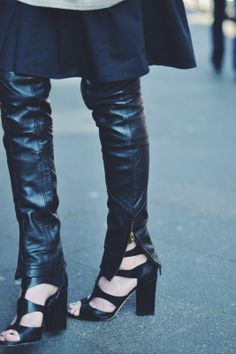 layers - amazing shoes, right?
