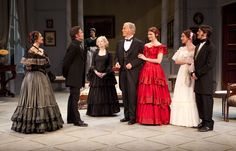 """""""The Heiress"""" starring Richard Chamberlain, Heather Tom and Julia Duffy, premiered April 24 at the Pasadena Playhouse"""