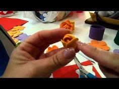 Tutorial:modellare delle rose con la fommy - YouTube