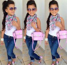ideas fashion kids outfits swag for 2019 Fashion Kids, Little Girl Fashion, Toddler Fashion, Fashion Shoes, Trendy Fashion, 70s Fashion, Fashion 2020, Fashion Online, Winter Fashion
