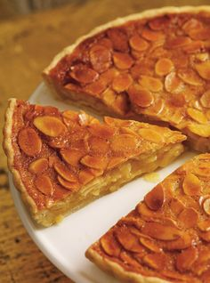 The Big Diabetes Lie- Recipes-Diet - Recette de Ricardo de tarte aux amandes et au miel - Doctors at the International Council for Truth in Medicine are revealing the truth about diabetes that has been suppressed for over 21 years. Tart Recipes, Sweet Recipes, Cooking Recipes, Sweet Pie, Sweet Tarts, Pie Dessert, Dessert Recipes, Doce Banana, Ricardo Recipe