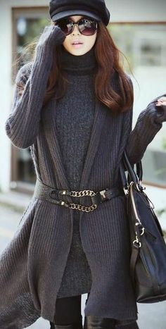 Love the laid back yet chic styling!
