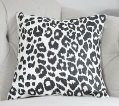 Black and white leopard print: http://www.stylemepretty.com/living/2015/08/05/style-me-prettys-ultimate-guide-to-throw-pillows/