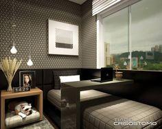 Dormitório Solteiro Jovem
