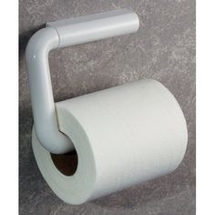 Extra Toilet Paper Holder Don\'t Run Out of Toilet Paper! Plastic ...