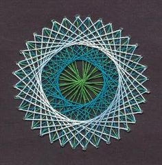 70's String Art or Symmography