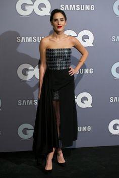 Fabulously Spotted: Gala Gonzalez Wearing Christian Dior - GQ España Men Of The Year Award 2013 - http://www.becauseiamfabulous.com/2013/11/gala-gonzalez-wearing-christian-dior-gq-espana-men-of-the-year-award-2013/