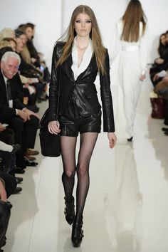 Rachel Zoe Fall 2012 collection