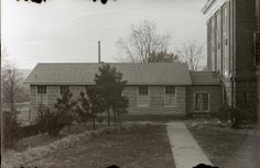 Steele Wing Annex, University of Virginia Hospital, circa 1927