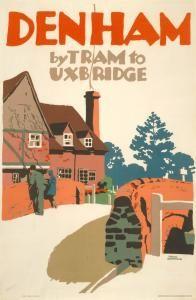 Denham by Tram 1929.