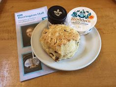 5 out of 5 for the Berrington scone!