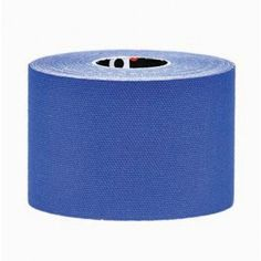 An elastic therapeutic tape which is effective for treating a wide range of sports injuries. Applying Kinesiology tape to an affected area helps to lift the skin allowing increased lymphatic fluid and blood flow. Kinesiology Taping, Tape, How To Apply, Stuff To Buy, Accessories, Band, Ice, Jewelry Accessories