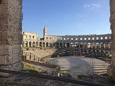 Pula, Croatia. Forum. | AnnaVincensa