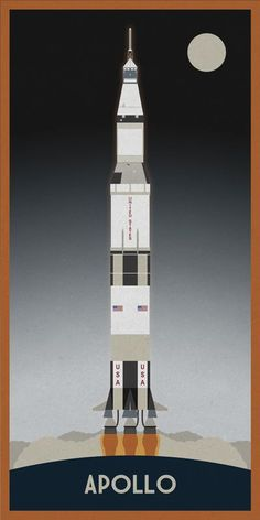 Apollo/Saturn V The BEST Rocket ever built and flown!!!!!: