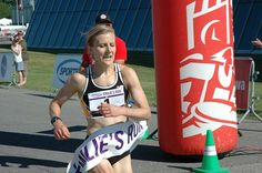 "RunnersWeb   Athletics: Rachel Hannah ""Three-Peats"" at Emilie's Run in Ottawa"