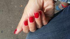Farbe Striplac cherry cherry lady bei Tageslicht, in natur dunkler, kirschiger ;-)