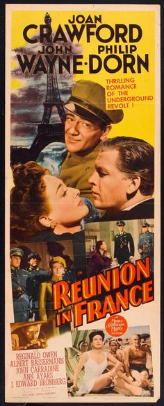 Reunion in France (MGM, 1942)