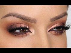 Peach Fudge MakeUp Tutorial | Shonagh Scott | ShowMe MakeUp - YouTube