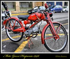 Moto Guzzi Hispania | Flickr: Intercambio de fotos