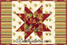 (7) Name: 'Quilting : Starlight Placemat Pattern 2457-5