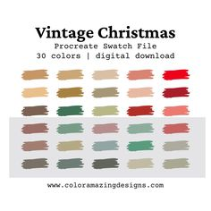 Christmas Colour Palette, Red Colour Palette, Christmas Colors, Muted Colors, Warm Colors, Christmas Fun, Pattern Illustrations, Stocking Ideas, Pallet Christmas