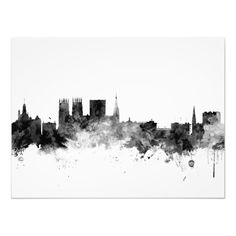Architecture Portfolio Discover Trademark Fine Art York England Skyline B&W Canvas Art by Michael Tompsett York England, Artist Canvas, Canvas Art, Canvas Size, Skyline, Architecture Portfolio, Architecture Collage, Portfolio Design, Graphic Art