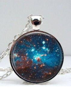 Nebula Necklace //