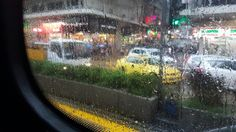 Rainy Hongkong