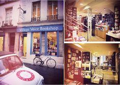 Village Voice in Paris by http://guzelonlu.com/blog/?p=1174