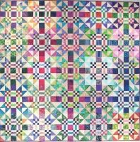Duck Duck Goose Quilt Pattern FHD-102 - like the blog name!