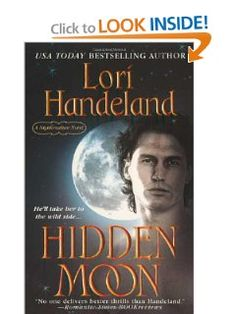 Hidden Moon (Nightcreature, Book 7): Lori Handeland: