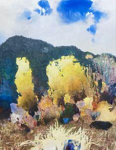 Randall David Tipton David, Sky, River, Landscape, Park, Painting, Inspiration, Image, Inspired