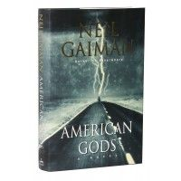 Neil Gaiman - American Gods - William Morrow 2001 US First Edition