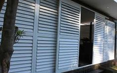 Outdoor Aluminium Plantation Shutters Custom made Aluminium Plantation Shutters are the perfect solution to create a modern attractive outdoor Fitted Blinds, Front Verandah, Outdoor Blinds, Fabric Blinds, Warm Blankets, Enjoy Summer, Roller Blinds, Outdoor Areas, Planter Boxes