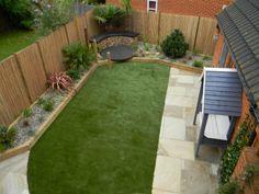 Holt coastal garden design – Hall Landscaping & Design