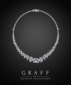 Graff Diamonds: Infinity Necklace