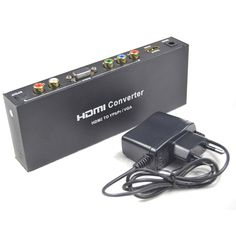 Effelon HDMI Signal to Component or VGA with Digital SPDIF and Analog Audio Output