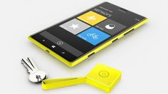 Nokia Treasure Tag pairs with your phone, alerting you when the two get separated