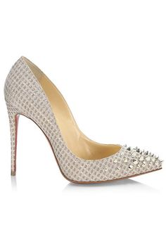 LOVIKA | 7 New Christian Louboutin Wedding Shoes #pumps #sandals #designer
