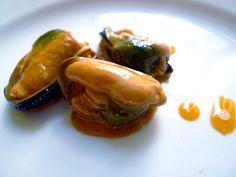 Mussels in pickled sauce, de Antonio Ortuno