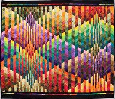 Jan Hassard. Bargello and convergence!!!! COOL!