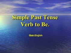 verb tense in essays