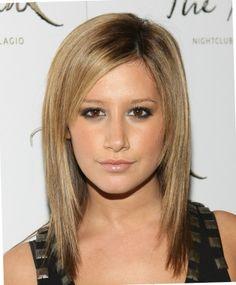 Ashley Tisdale Blonde Hair Color