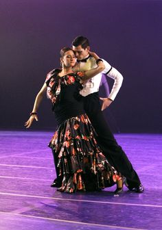 BYU Ballroom Dance Company wins two firsts at Blackpool Dance Championships June 2010